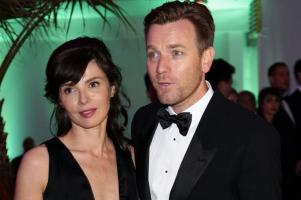 Ewan McGregor splits from wife of 22 years - after kissing photos emerge