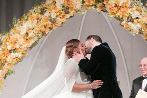 Serena Williams' wedding sounds like it was a LITERAL fairy tale