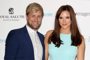 Kian Egan posts the FIRST photo of his two-month-old son Cobi