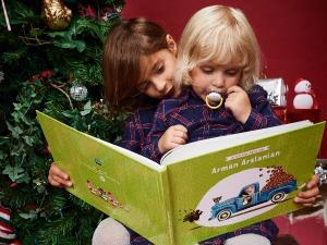 These personalised childrens books make the PERFECT Christmas gift