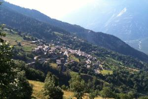 This charming Swiss village will pay you £53,000 to move there and weve already packed our bags