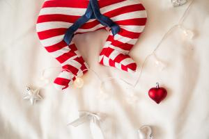 Were MELTING! Check out these adorable Christmas baby outfits