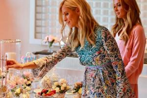 Paris Hilton organised the SWEETEST baby shower for her sister (and were drooling over the decor)