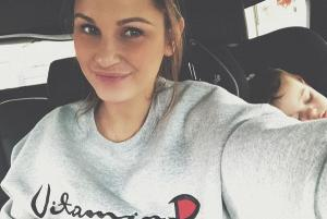 You go, Mama!: Sam Faiers praised for her honest breastfeeding photo