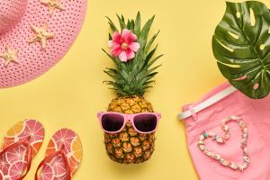 Tropical gifts for that person in your life who LOVES summer holidays