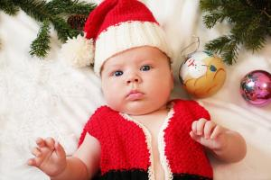 The pressure of being a first-time mother at Christmas