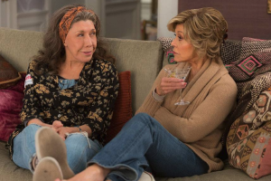 Jane Fonda and Lily Tomlin played never have I ever and became our heroes
