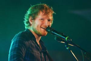 Ed Sheeran just announced his engagement!