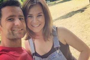 We felt HOPE: Izzy Judd pens inspiring note about her IVF journey