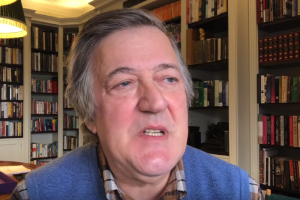 Stephen Fry opens up about having prostate cancer