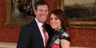 Princess Eugenie & Jack Brooksbank thanked well-wishers in the SWEETEST way