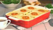 Full Irish lasagna