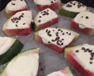 A simple, tasty, healthy treat - what more could you want?!