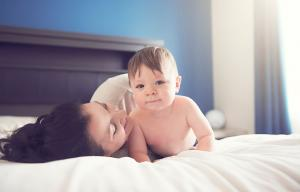 I hope Icanpasson the lessons I've learned: Reflecting on my first year as a mum