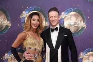 Were feeling positive: Strictlys Kevin and Karen Clifton to divorce