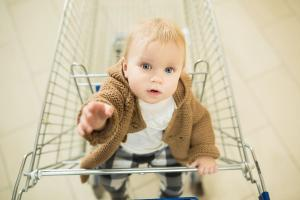 Some baby and toddler snacks contain over 30 different ingredients