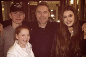 Ronan Keating gets honest about the difficulties of co-parenting