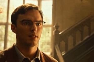 Nicholas Hoult just became a dad for the first time