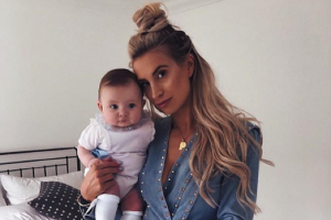 Its tough: Ferne McCann gets real about life as a single parent