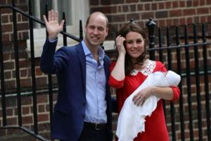 #RoyalBaby: Prince William reveals his baby boy has a strong name