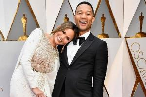 We are in love: Chrissy Teigen reveals sweet first details about newborn son