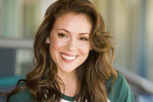 Alyssa Milano opens up about life with postpartum anxiety