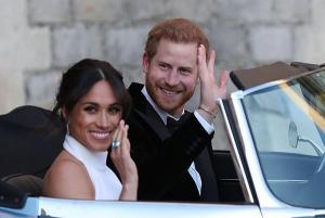Harry and Meghan chose one of the greatest pop songs for their first dance
