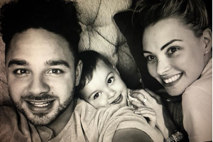 Emmerdale star Adam Thomas welcomes baby girl and her name is perfect