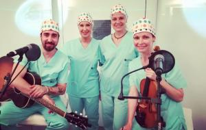 Musicians play sweet music to IVF embryos for the most incredible reason