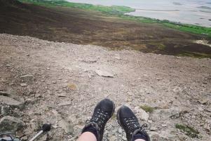 Climbing Croagh Patrick - a tick off the bucket list!