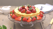 Syn-free New York-style cheesecake