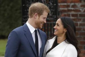 Prince Harry and Meghan will be visiting Ireland next month