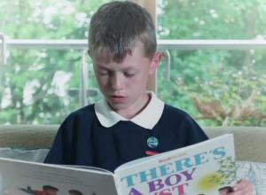 Theres a boy just like me...: Boy, 10, becomes UKs youngest author