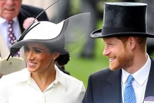 Meghan Markle makes her Royal Ascot debut in classy Givenchy dress