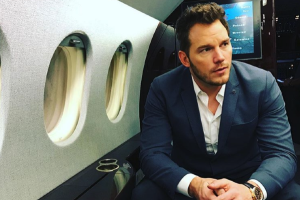 Chris Pratt shares his nine rules for life, and we love them