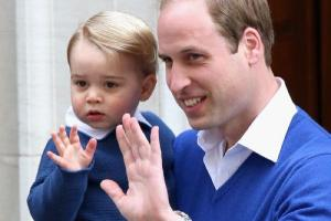 Prince George takes after Princess Diana in an adorable way