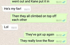 Girls commentary of the World Cup has us in stitches