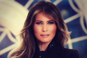 Heres why Melania Trumps jacket is causing a stir