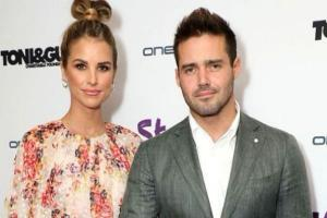 Thats my husband: Vogue Williams confirms marriage to Spencer Matthews