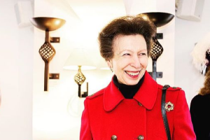 The Crown has found its Princess Anne