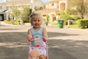 Morgan Miller shares warning following the death of her 19-month-old daughter