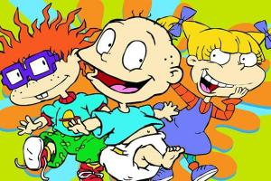 Hang on to your diapers, babies: The Rugrats are back