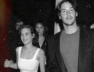 Winona Ryder thinks shes been married to Keanu Reeves for 25 years