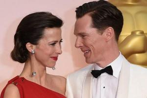 Benedict Cumberbatch and Sophie Hunter expecting their third child