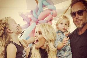 Couldnt be happier: Jessica Simpson announces third pregnancy