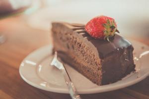 Dessert for breakfast anyone?
