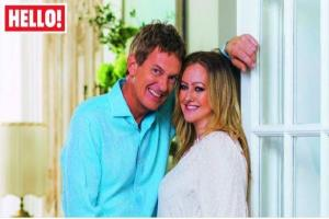 Matthew Wright planning to be a stay-at-home dad when wife Amelia gives birth