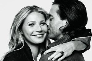 Its official: Gwyneth Paltrow shows off her beautiful wedding ring
