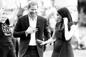 Royal Baby: Prince Harry and Meghan Markle get honest about baby names