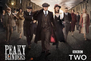 This British star will be joining the Peaky Blinder crew